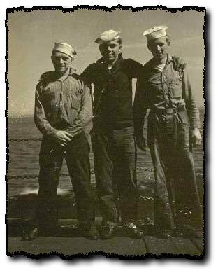 Karl-Alfred, Fritiof Andersson och jag
