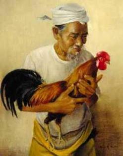 Vit man och Kinaman