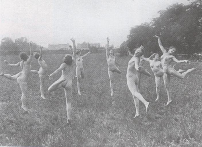 Nudistpolka (Inte dansar jag vals)