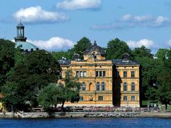 Bal p� Skeppsholmen
